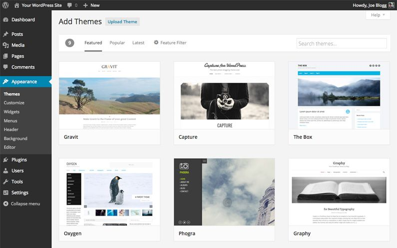 WordPress 3.9 is now available - Easy WP Guide