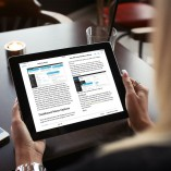 Reading Easy WP Guide on your iPad