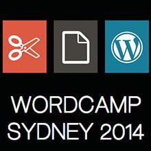 WordCamp Sydney 2014