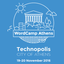 WordCamp Athens, 2016