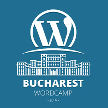 WordCamp Bucharest, 2016