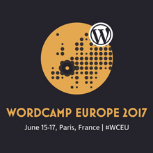 WordCamp Europe, 2017 logo