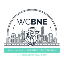 WordCamp Brisbane logo