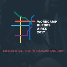 WordCamp Buenos Aires logo