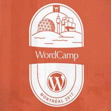 WordCamp Montréal logo