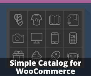 Simple Catalog for WooCommerce